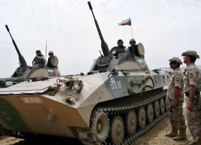 BMP-30 in Iraq
