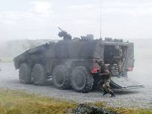 BOXER Armoured Personnel Carrier
