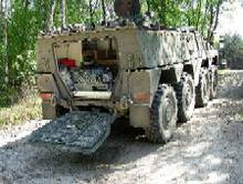 BOXER Cargo Vehicle