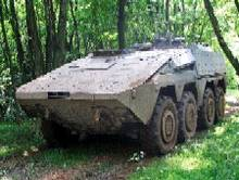 Armoured Engineer Group Vehicle