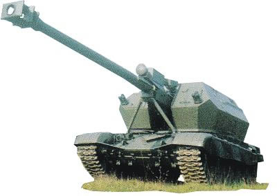 The HIMALAYA on a T-72 Hull
