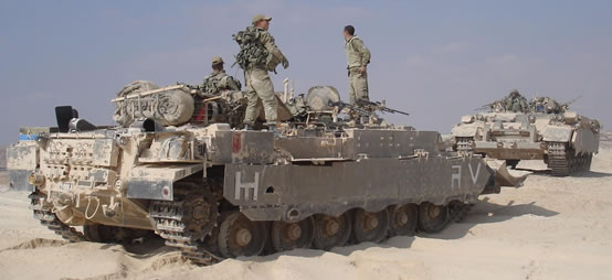 The IDF Puma CEV