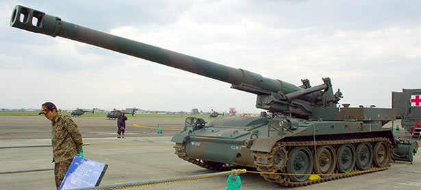 The M110 SPG