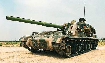 مدمرة الدبابات الصينية Type 89  قصيرة العمر ( 1984 - 1990 )  Ptz89_01