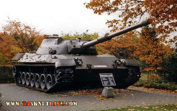 Leopard 1 production model