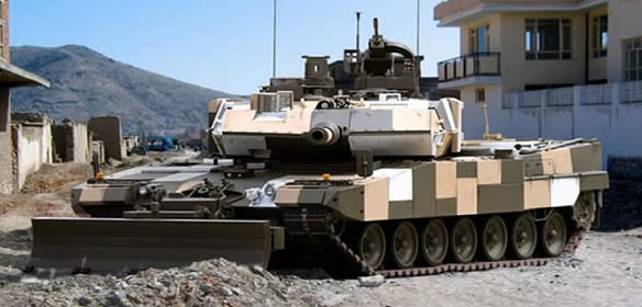 The Leopard 2 PSO