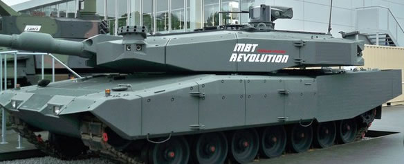 The Leopard 2A4 Revolution