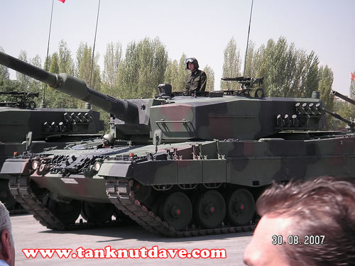 Turkish Leopard 2A4