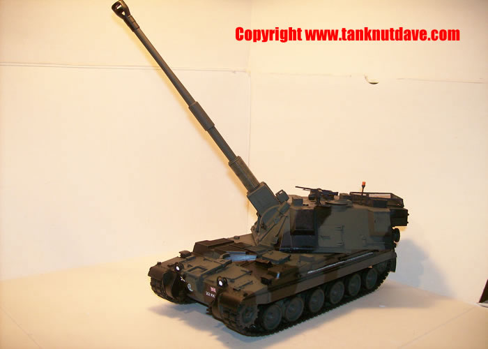 The Trumpeter AS-90 SPG