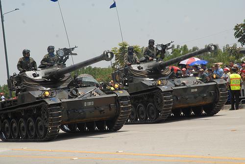 AMX-13 Ecuado