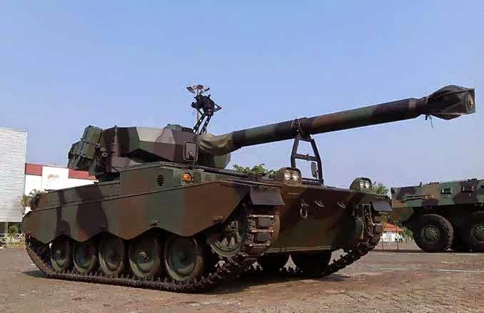 Indonesia (2014): Tank AMX-13 Retrofit aka Yonkav 2 Tank