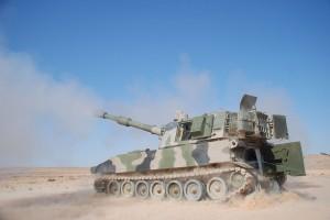 Moroccan M109A5