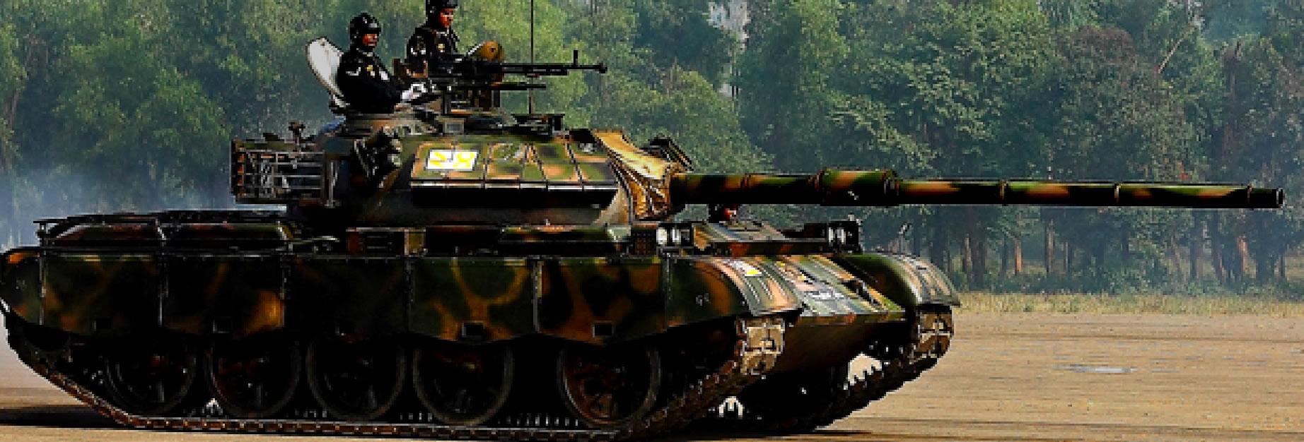 Type 69-II Upgraded with ERA