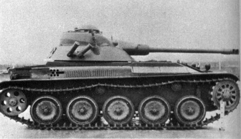 AMX-13/75 Modèle 51