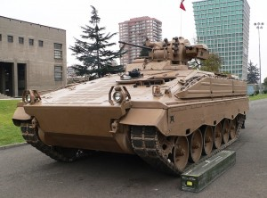 chile marder