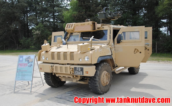 iveco panther