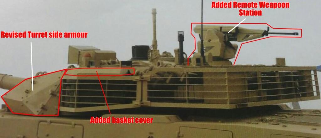 MBT-3000 Turret Upgrades 2014