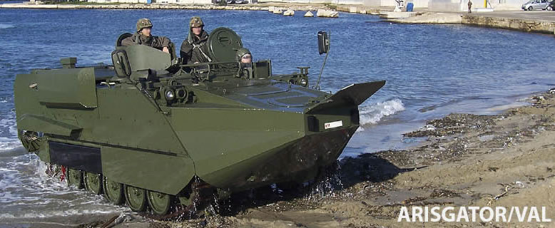 M113 APC series for the Italian Armed Forces and international sales