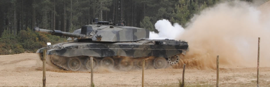 Our team has practical experience and service on Fighting Vehicles