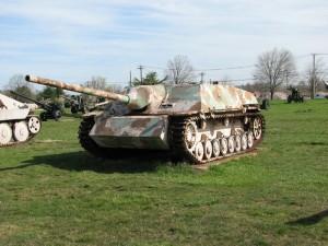 Jagdpanzer IV V