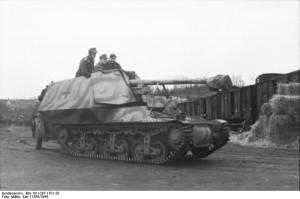 """Im Westen, Panzer """"Marder I"""""""