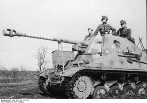 """Russland-Mitte, Panzerjäger """"Marder II"""""""
