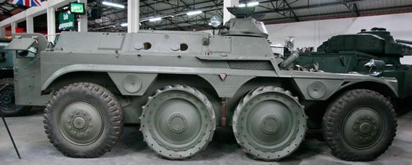 EBR VTT Armoured Personnel Carrier