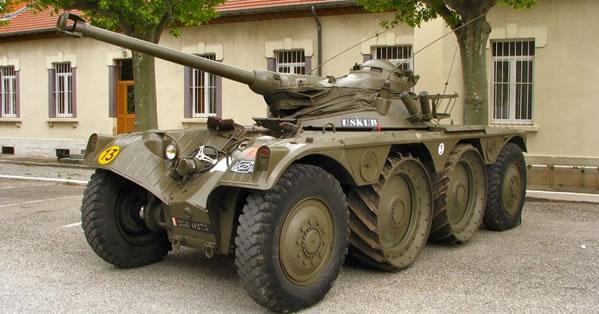 EBR-90 Reconnaissance Vehicle