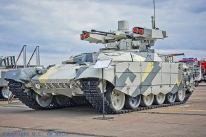 The Russian BMPT-72 Terminator 2