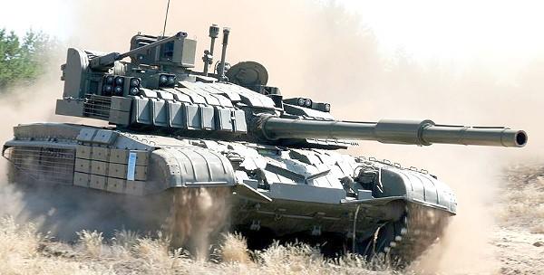 The T-72M2 Tank