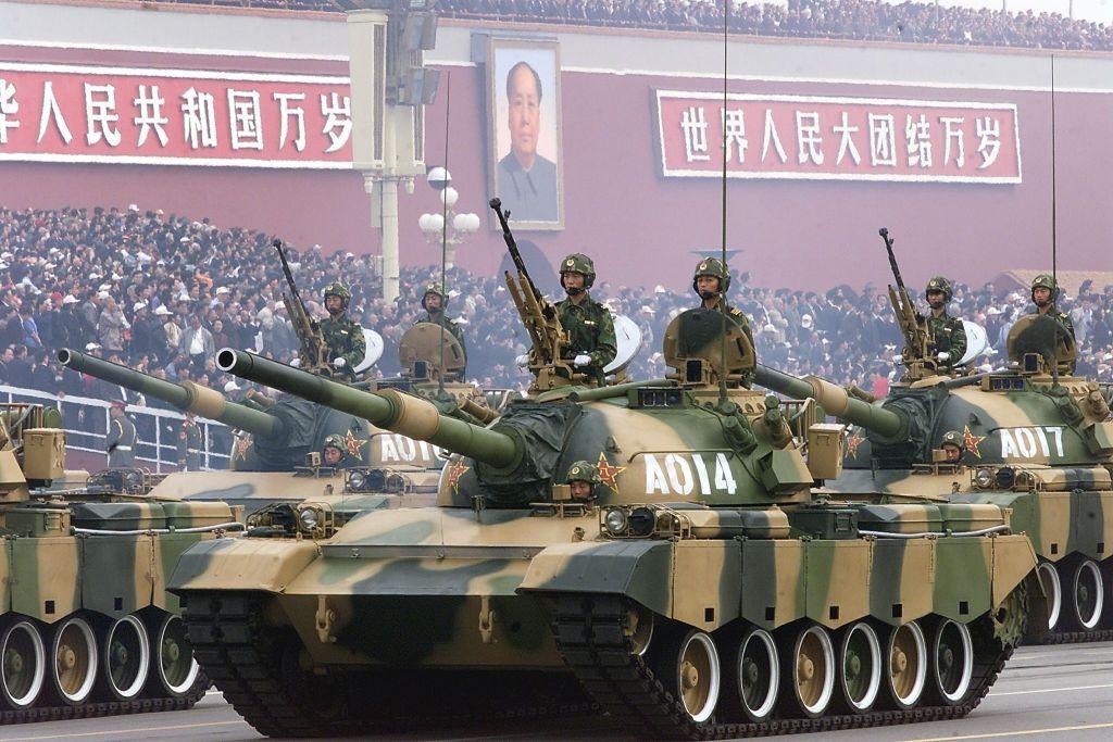 Chinese Type 88 Tank