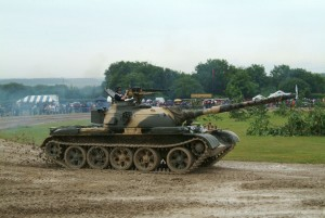Type 59 with British L7 105mm Main Gun