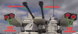 BMPT-72 Cannons