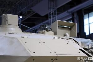 MBT-3000 Tank 2012