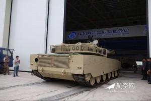 MBT 3000 Tank 2012