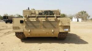 MBT-3000 Upgraded Tank 2014