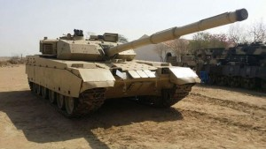 MBT-3000 Main Battle Tank 2014