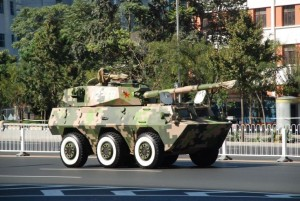Chinese PTL02 Tank Destroyer