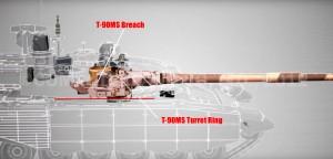 T-90MS Breach