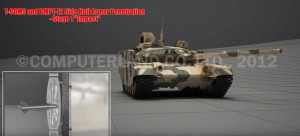 T-90MS Side Armor Stage 1