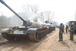 Chinese Type 59 Tank