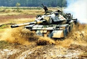 Type 59D Tank