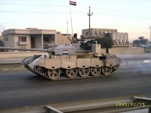 Type 69-II Tank in Iraq post 2003
