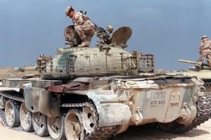 Type 69-II Tank Iraq 1991