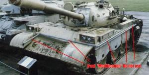 Type 69-II Iraqi Modification