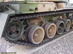 Chinese Type 88 Main Battle Tank Tracks