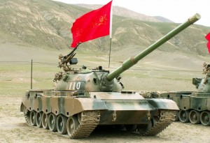 Chinese Type 88A Tank