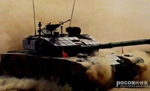 Chinese Type 99A2 Tank