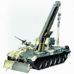 The Russian T-72 ARV Family aka BREM-1