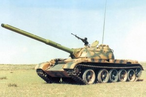 Type 59 with 120mm main gun